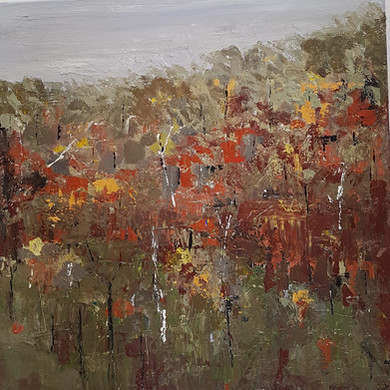 The Gib in Autumn © Elizabeth Young