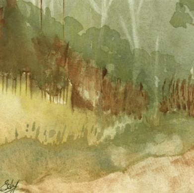 Small Landscape 2 © Elizabeth Young