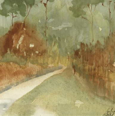Small Landscape © Elizabeth Young