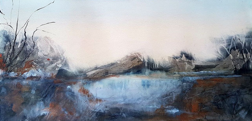 'Lakeside' - Lake Alexandra, Mittagong © Elizabeth Young