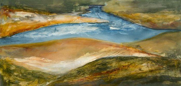 River Patterns © Elizabeth Young