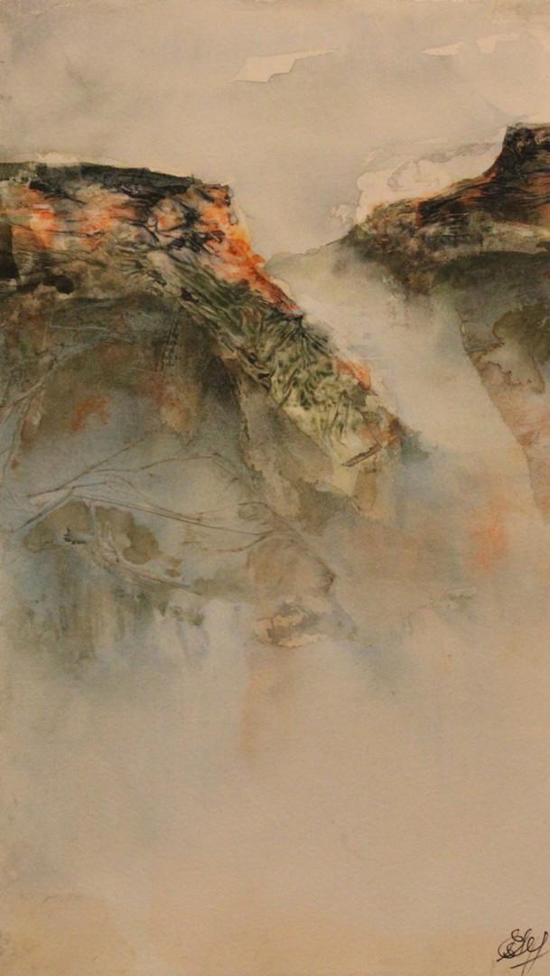 Escarpment © Elizabeth Young