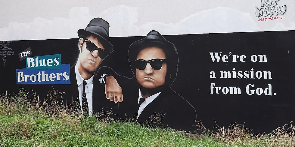Beyond the Blues Brothers