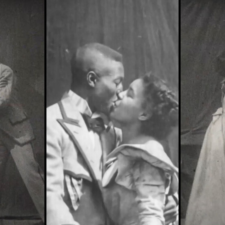 Chicago and Cinema's First African American Kiss