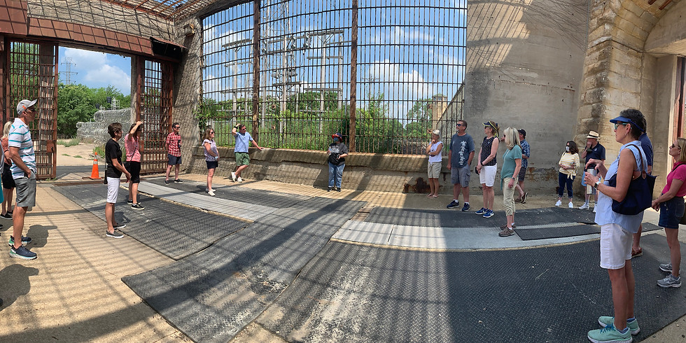 Chicago and Movies in Prison   Walking Tour