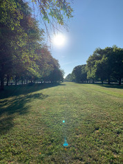 Midway Plaisance. By Chicago Movie Tours.