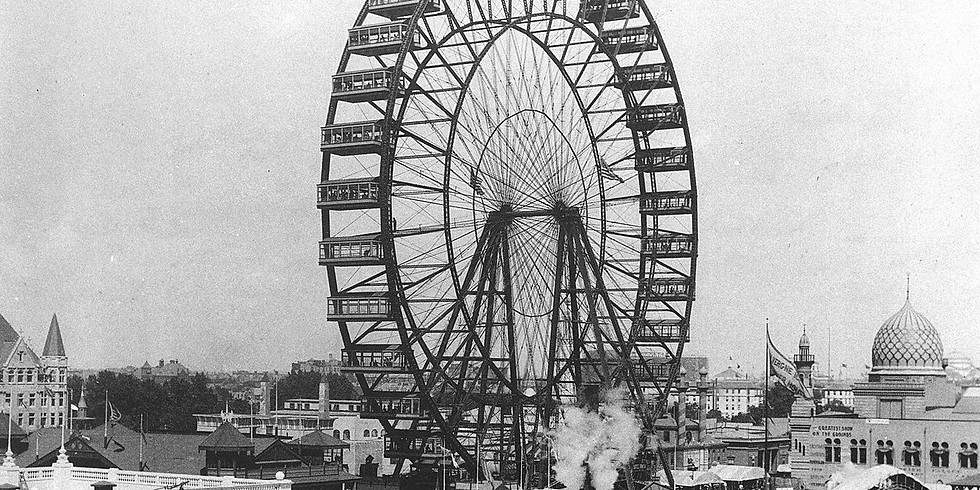 Movies and the 1893 Chicago World's Fair