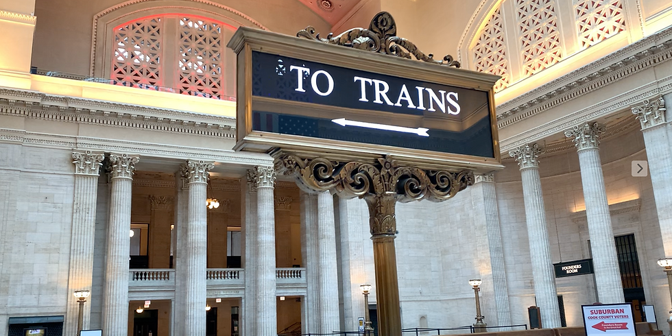 Chicago's Union Station and the Movies