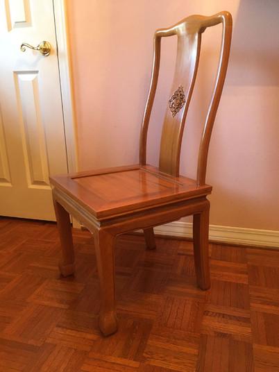 Antique Teak Chair
