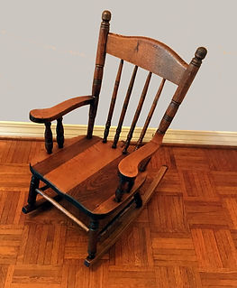 Childs Oak Rocking Chair 2.jpg