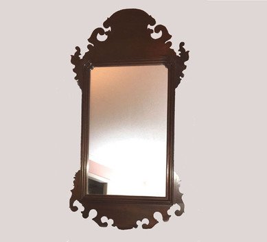 18th Century Reproduction Mirror
