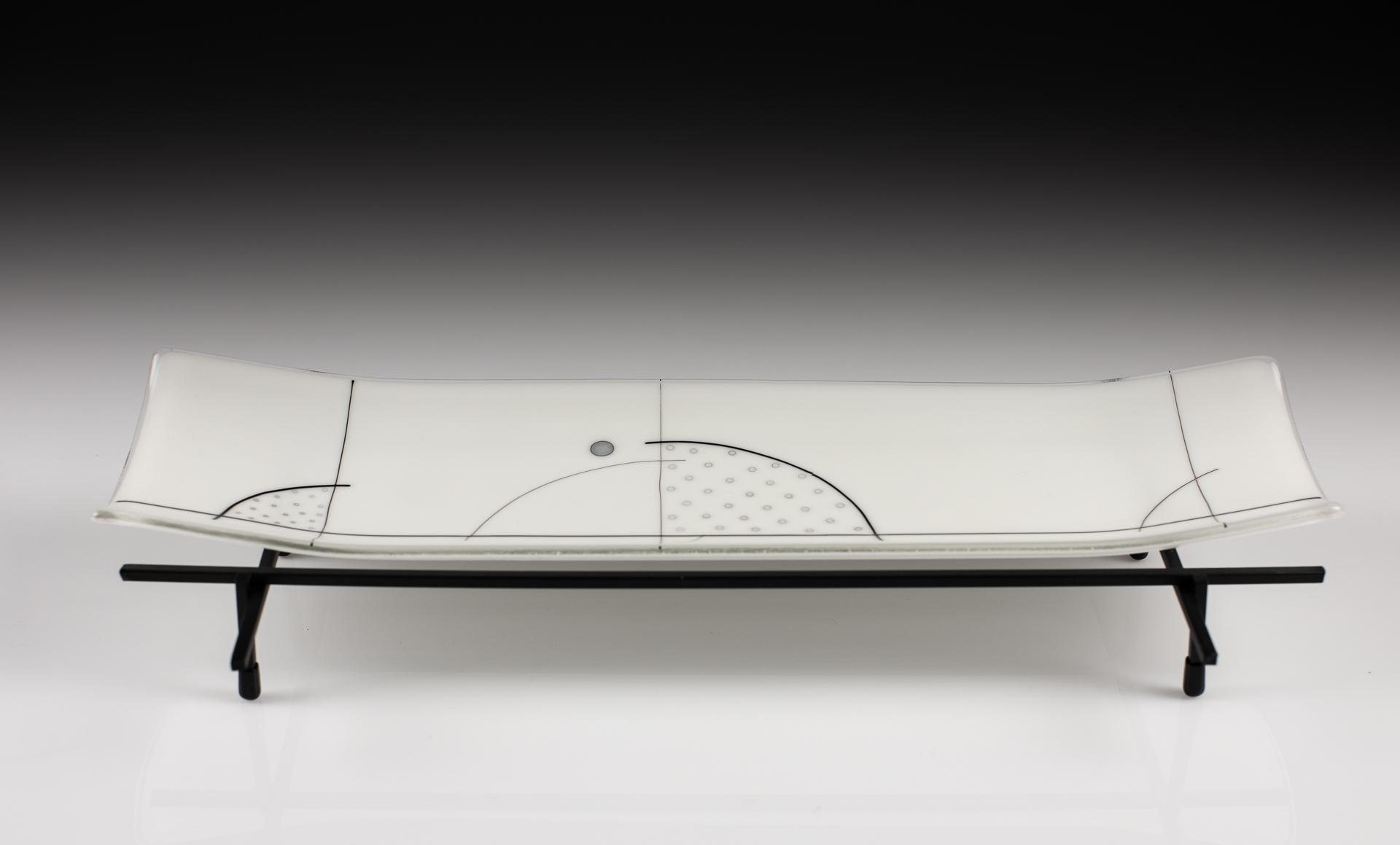 large white platter 2
