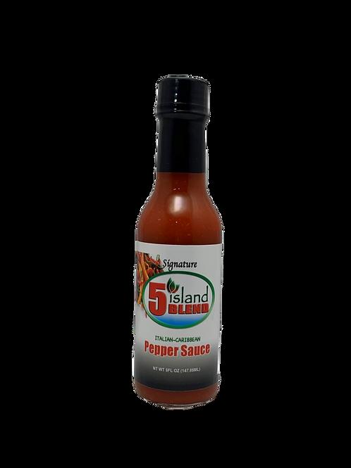 Signature Pepper Sauce