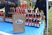 5 Island Blend sauce at farmers mkt