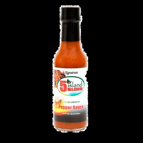 Signature Spicy Pepper Sauce