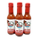 Thumbnail: 3 bottles Hot sauce