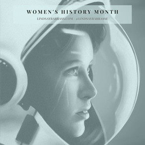 Anna Lee Fisher- The first mother in space.