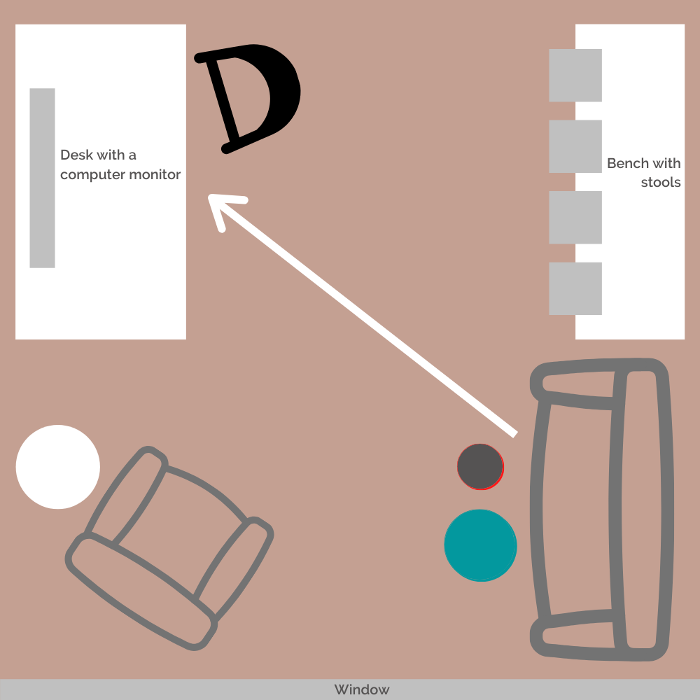Living Room Layout - Old