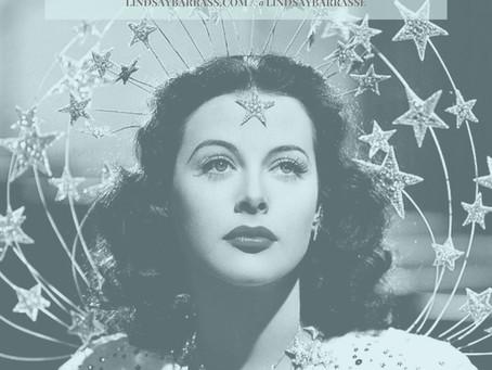 Hedy Lamar - Women's History Month