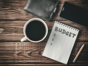 How a budget can be your best friend in keeping your home organised and give you a life you truly va