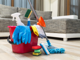 Make Spring Cleaning Easy, Declutter Your Home.