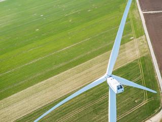 La révolution du drone dans le domaine de l'inspection des éoliennes