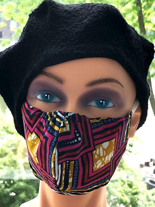 Nobody's Wallflower Mask
