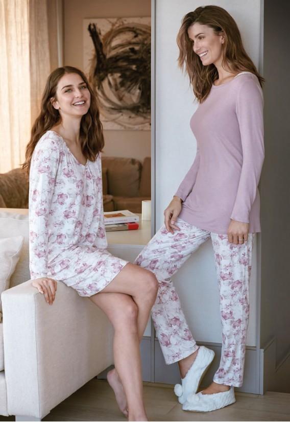 SELMARK ROSA MUSAS homewear-es 2