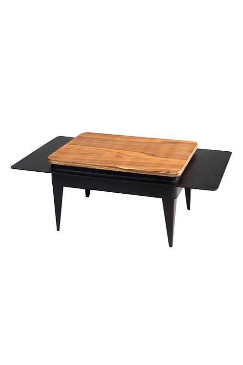שולחן קפה נמוך עם אחסון  HL1000