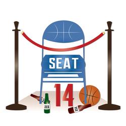 Seat 14 Podcast logo