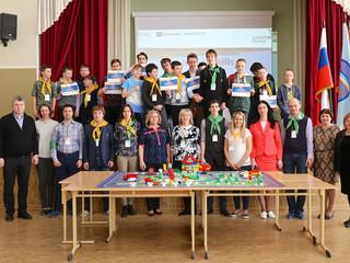 В Москве состоялся отборочный турнир по Интернету вещей JuniorSkills