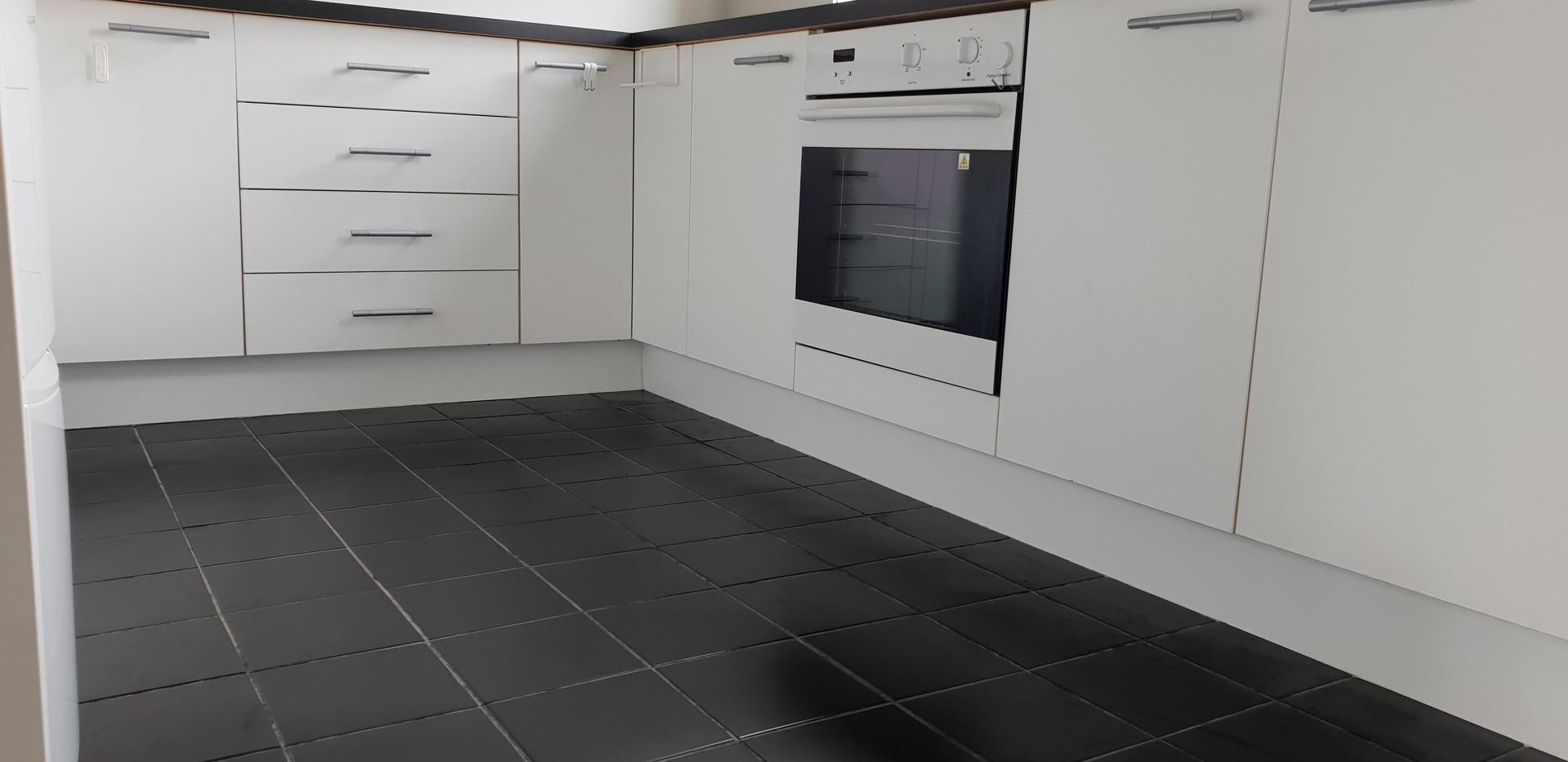 kitchen to perfect finish