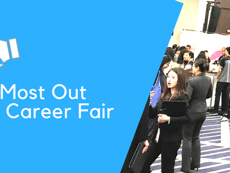 Get Ready for Your Next Career Fairs