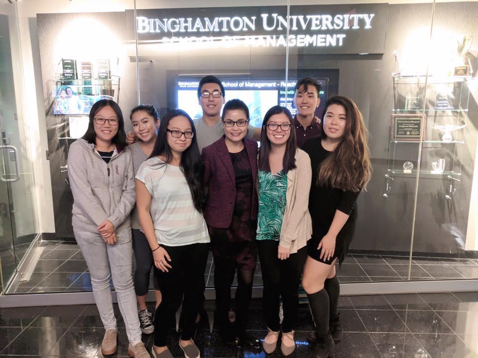 Binghamton University 2017