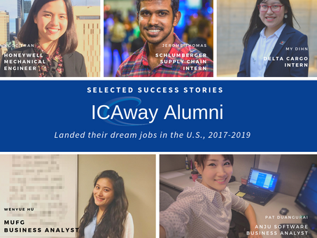 Introducing the ICAway Talent Platform