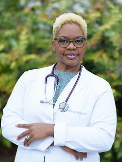 Dr. LaKeischa W McMillan-white coat.jpg