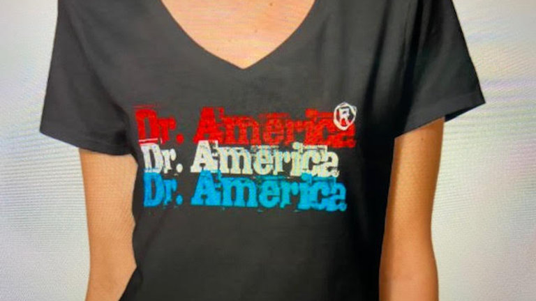 Dr. America - Three layer, 3 Color Design