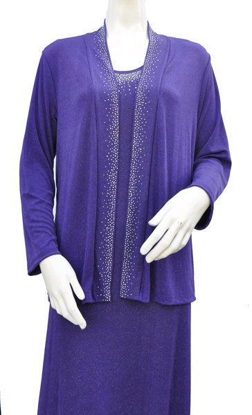 Sparkle Jacket Dresses