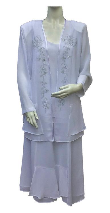 White Classic Fashion Set