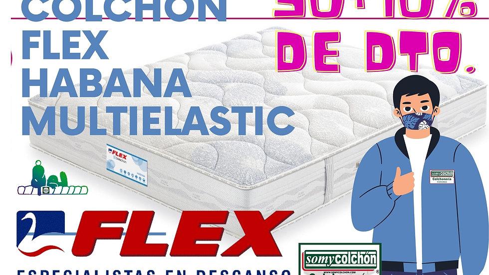 COLCHON FLEX HABANA