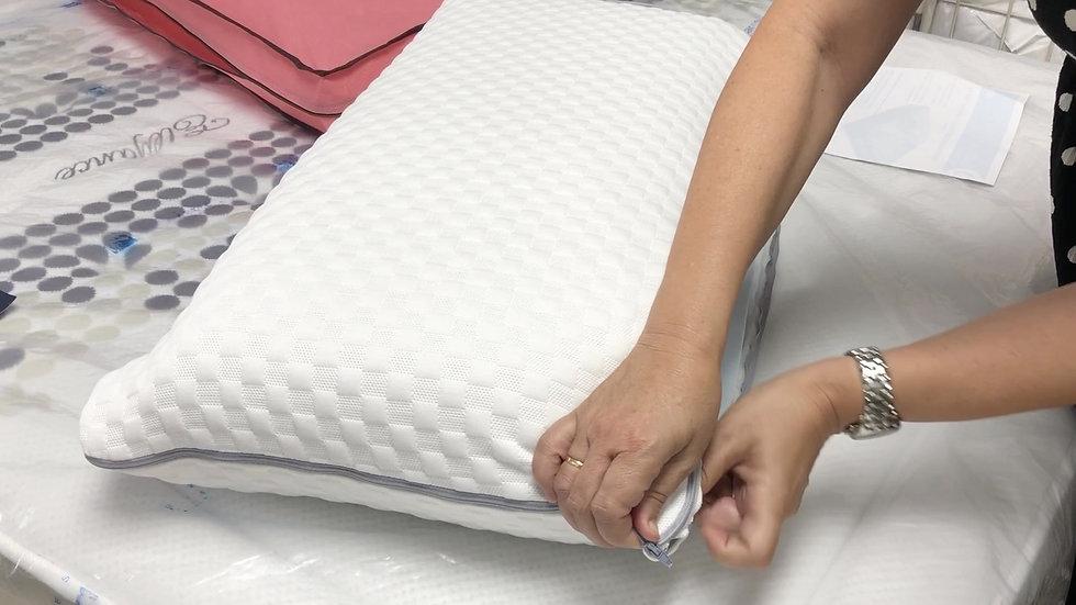 almohada viscopur adapta