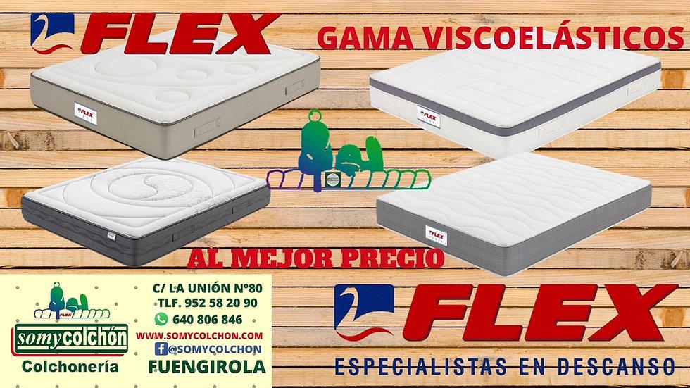 FLEX VISCOÉLASTICOS