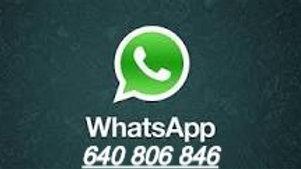 informacion whatsapp