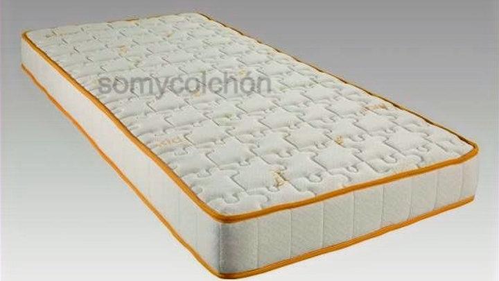 colchón cuna viscoelástico