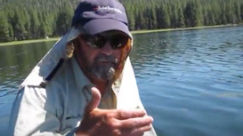5 DOT DRY FLY FISHING with Doug Ouellette