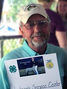 Terry Jackson - Owner - Jackson's Service Center | Susanville, CA