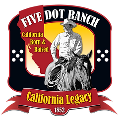 Five Dot Ranch Logo