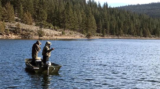 Five Dot Fly Fishing Club - Triple Hook Up