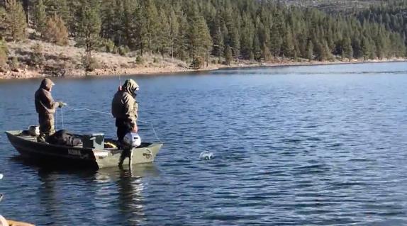 Five Dot Fly Fishing Club - Fun Day at the Lake