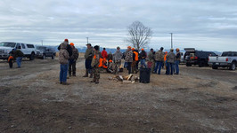 2018 Pheasants Forever - Junior Pheasant Hunt